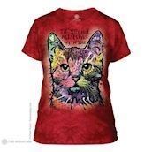 The Mountain ladies tees med kat