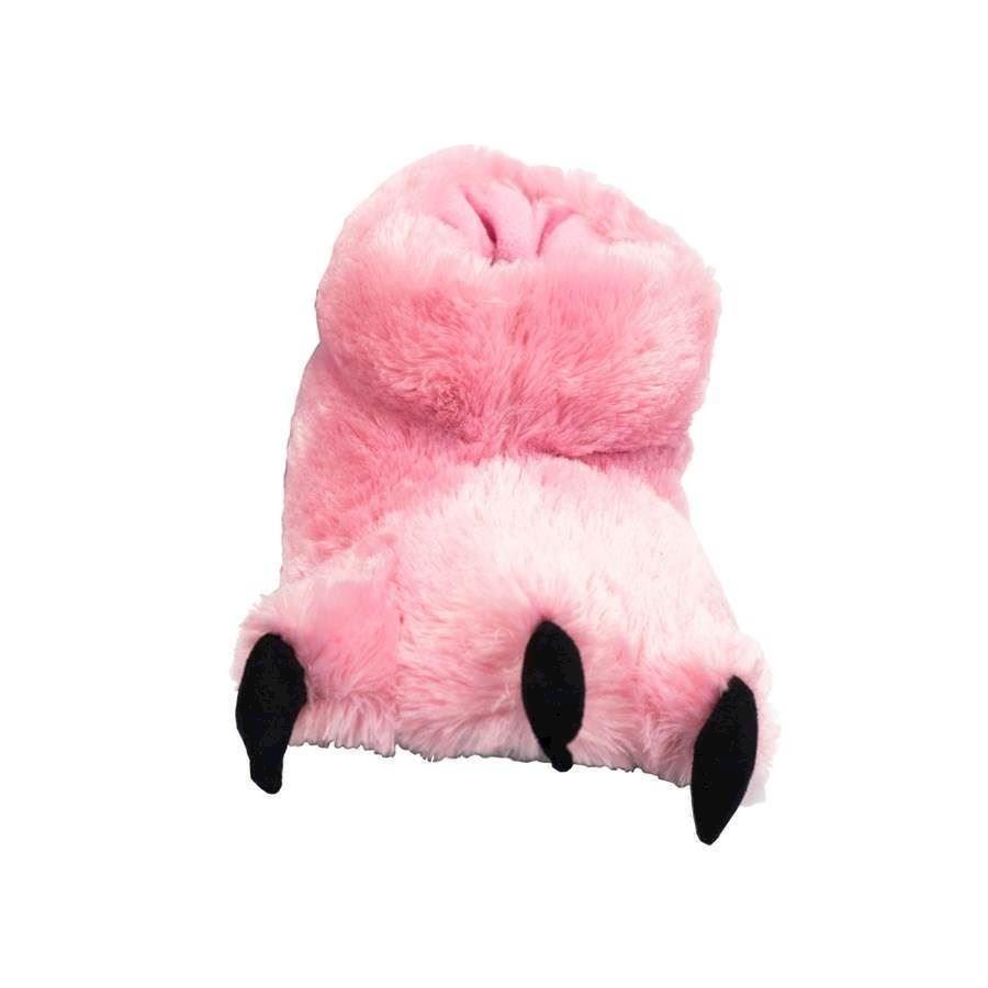 152d684cc0e Pink Bear Paw Slipper, sjove potefødder som sutsko