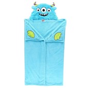 Zooshirts børne fleecetæppe Monster Critter Fleece Blanket