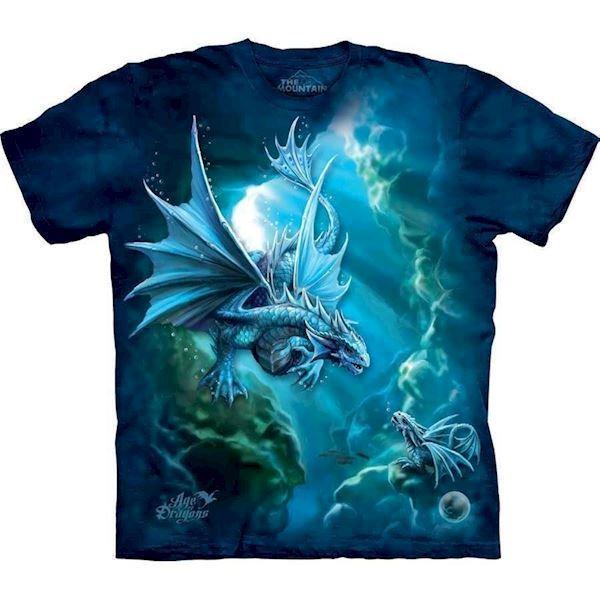 Sea Dragon t-shirt, Child Small