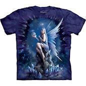 The Mountain tshirt - bluse med fantasy-tryk