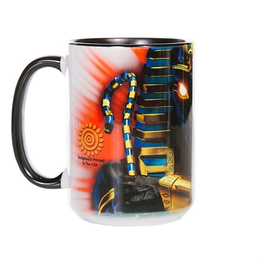 Anubis Soldier Ceramic mug