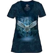 The Mountain Awake your Magic Tri-Blend T-shirts
