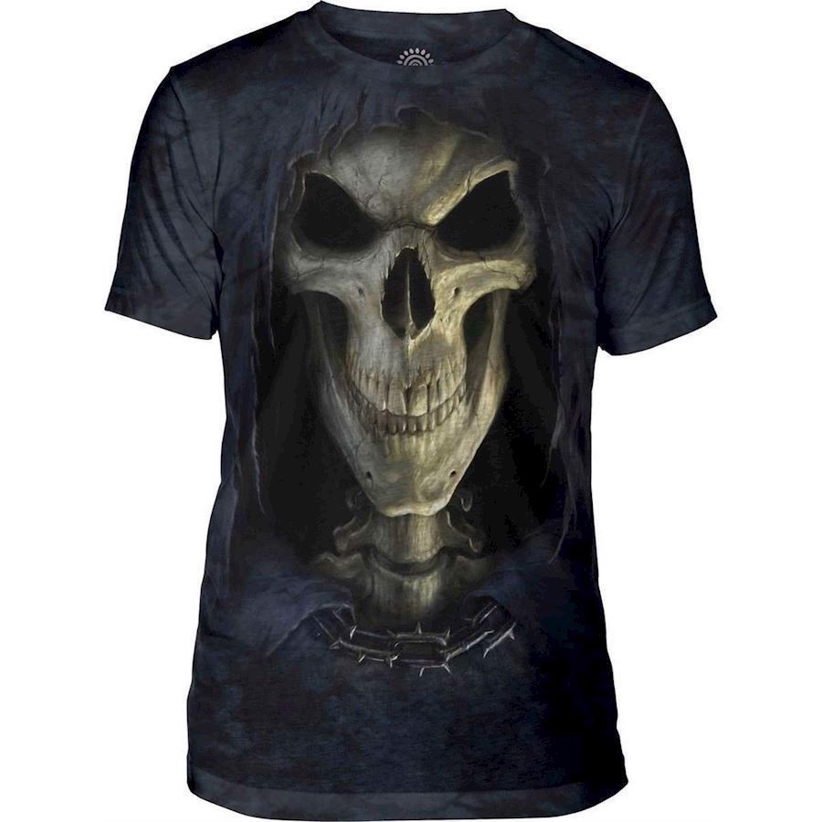 The Mountain Big Face Death Triblend Tee