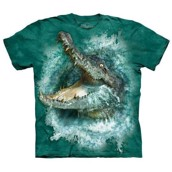 Crocodile Splash t-shirt