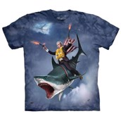 Dubya Shark t-shirt