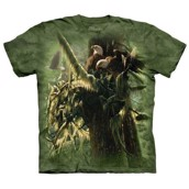 Enchanted Forest Eagles t-shirt