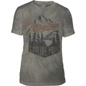 The Mountain Explore More Triblend Tee