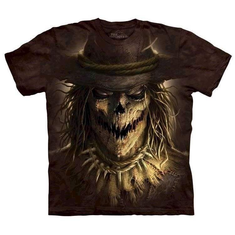 Scarecrow t-shirt, Adult XL