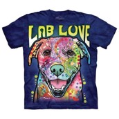 Lab Luv t-shirt