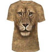 The Mountain Lion Warrion Triblend Tee