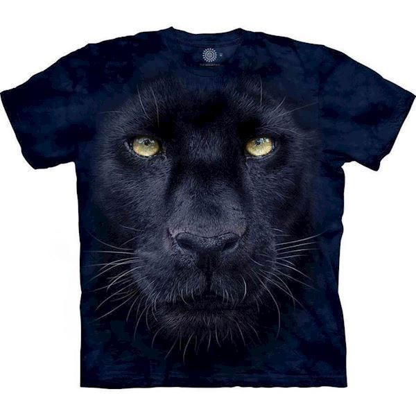 The Mountain tshirt - bluse med panter tryk