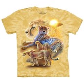 Serengeti Gold Cheetahs t-shirt