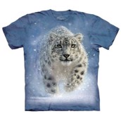 Snow Ghost t-shirt