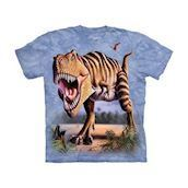 The Mountain tshirt - bluse med dinotryk