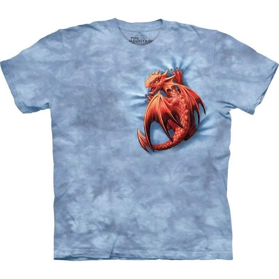 Wyrmling t-shirt, Child Medium