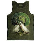 The Mountain unisex tank tops