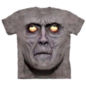T-shirt med zombie-motiv - Bluse fra The Mountain